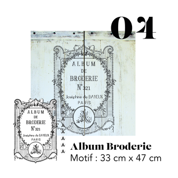 Album Broderie - Copie